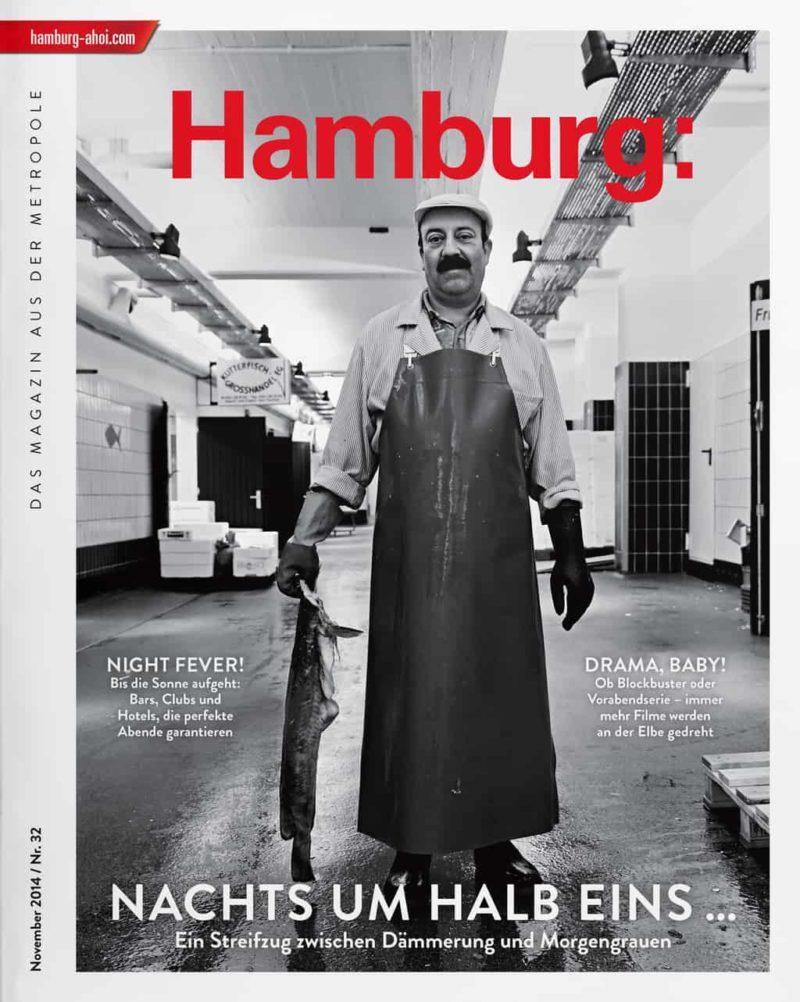 Hamburg Magazin #NACHTS UM HALB EINS