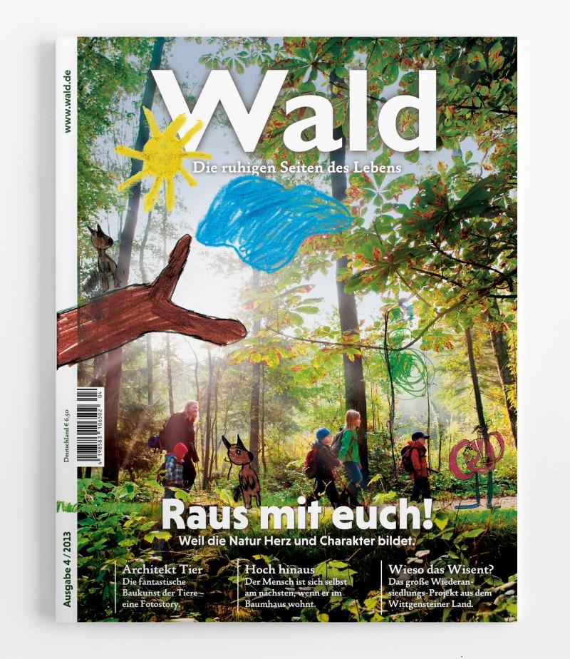 Wald #RAUS MIT EUCH