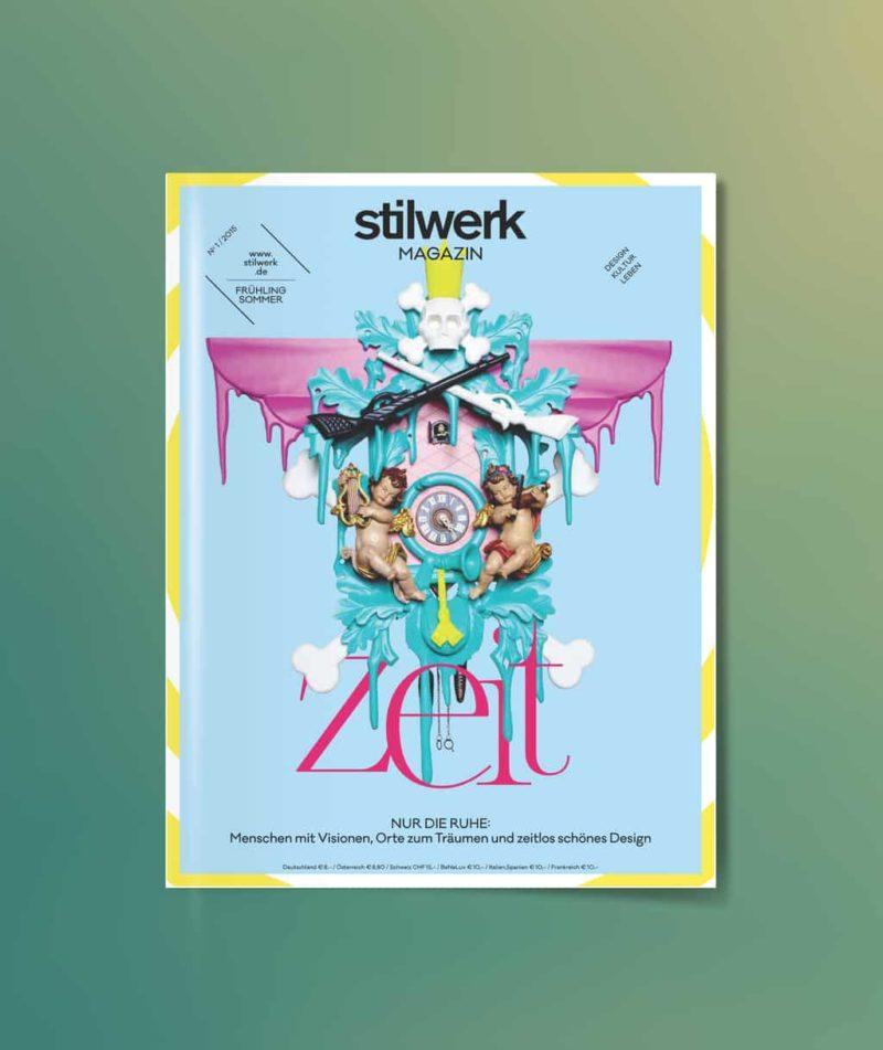Stilwerk Magazin #ZEIT