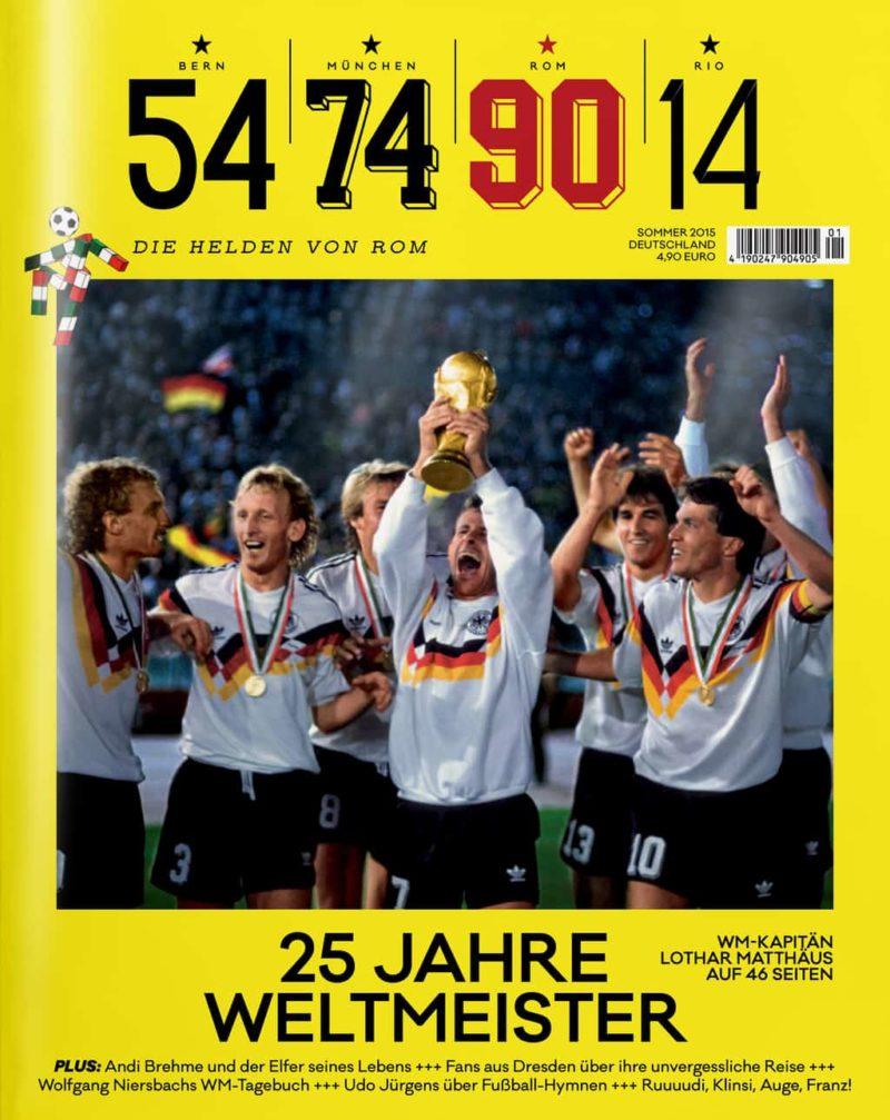 *54*74*90*14_FUSSBALL-WM-SERIE________#1990 – Die Helden von Rom